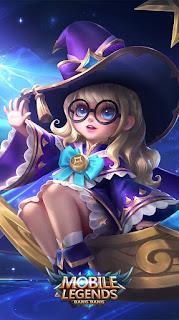 Change Lunar Magic Heroes Mage of Skins