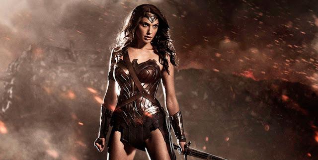 Wonder Woman rompe récords de taquilla