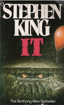 It - Stephen King - Book - Pennywise