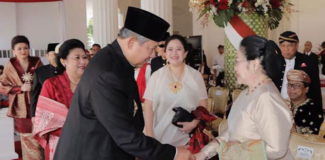 Puan Maharani:Jangan Bikin Riak,Megawati Dan SBY Baik-Baik Saja,