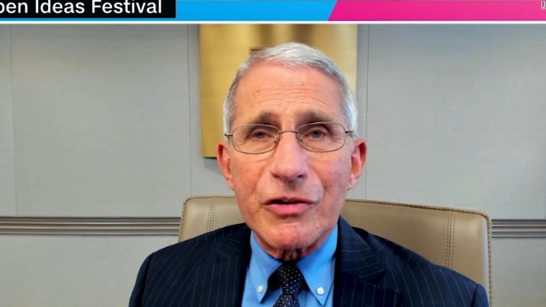 Fauci says Covid-19 vaccine may not get US to herd immunity if too many people refuse to get it #Arewapublisize