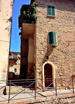 Calle de Volterra