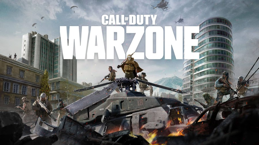 call of duty warzone battle royale mode modern warfare pc ps4 xb1 infinity ward activision