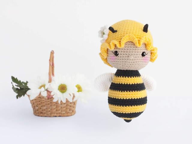 amigurumi-abeja-bee-crochet-ladybee