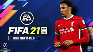 Download FIFA 21 MOD FIFA 14 Android v6.5 Update Transfer & New Kits 2020/21