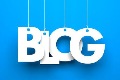 Tutorial Menghasilkan Uang Dengan Menggunakan Blog