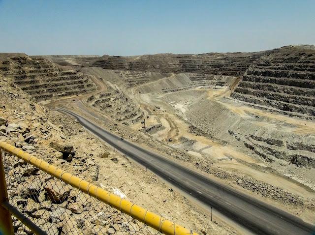 Rossing Mine Swakopmund, Namibia