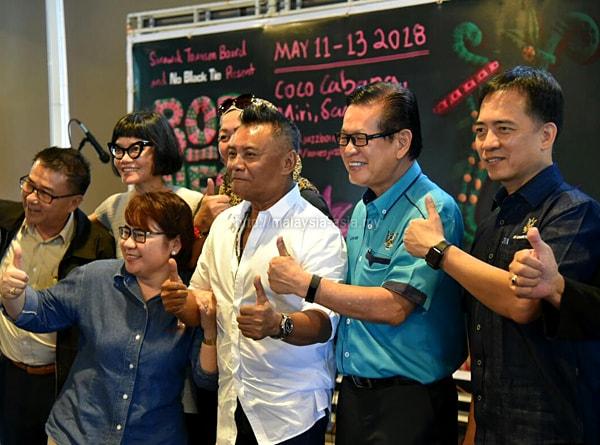 Borneo Jazz Zainal Abidin
