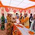 ब्लॉक परिसर में आयोजित एक दिवसीय किसान मेला एवं गोष्ठी का विधायक ने किया शुभारम्भ