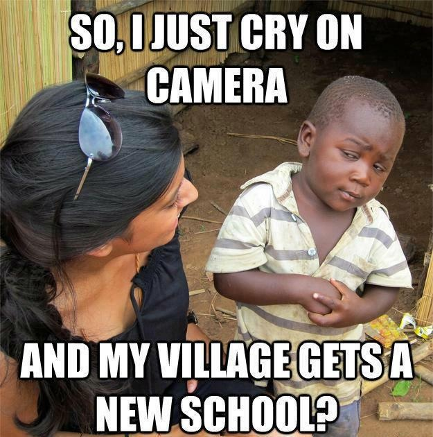 Funny Africa image charity
