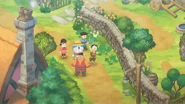 Doraemon photos