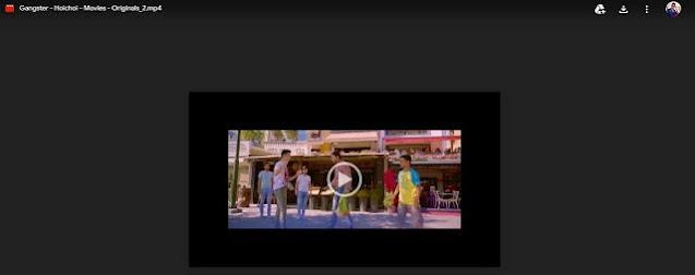 .গ্যাংস্টার. ফুল মুভি ( যশ/অরন্য ) ।। Gangster Full Movie By Yash