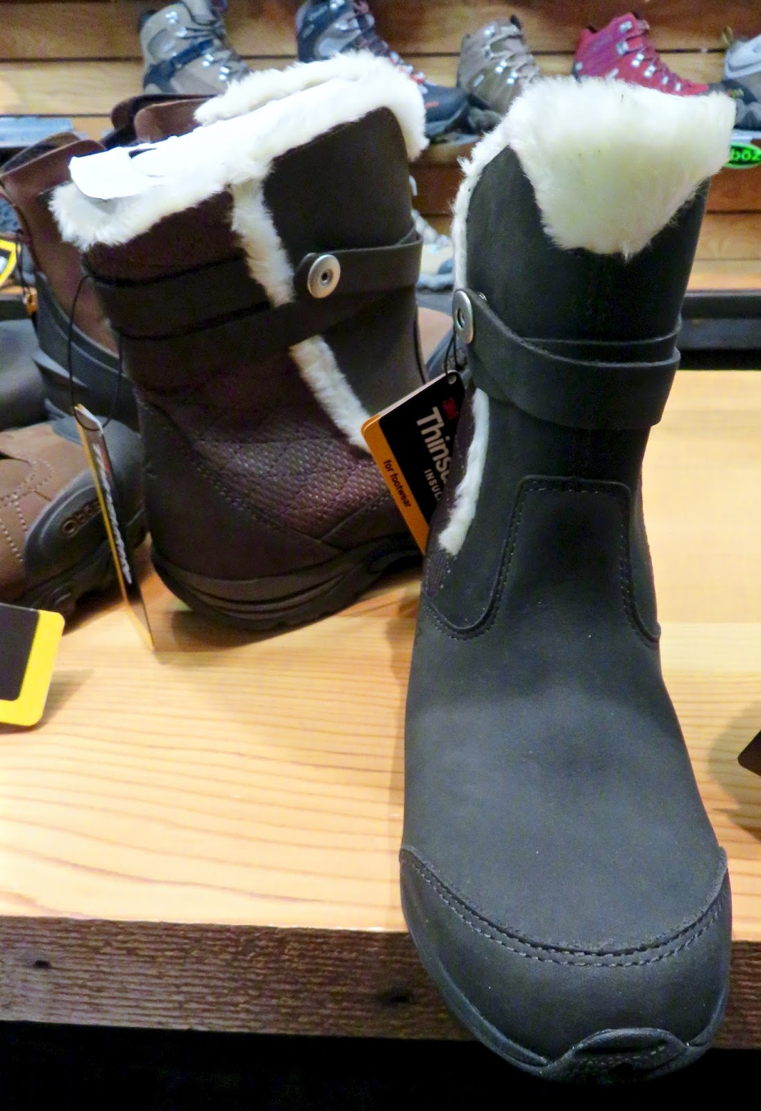 d65a2ba267 Madison Insulated BDry-waterproof nubuck-with silica infused rubber dials    great traction