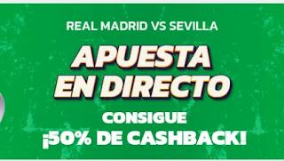 Mondobets promo Real Madrid vs Sevilla 9-5-2021