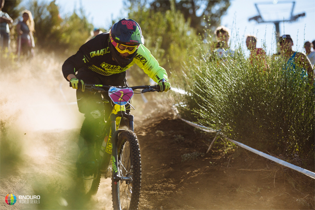 2016 Enduro World Series: Cerro Catedral, Argentina Day 2 Racing And Results