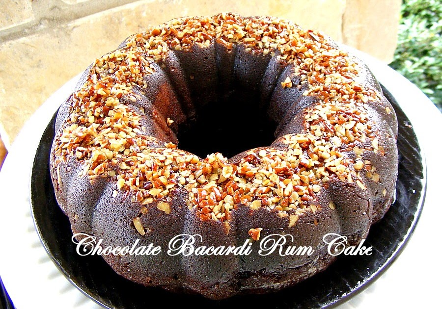 bacardi rum cake food and lens bacardi rum cake recipe 1442