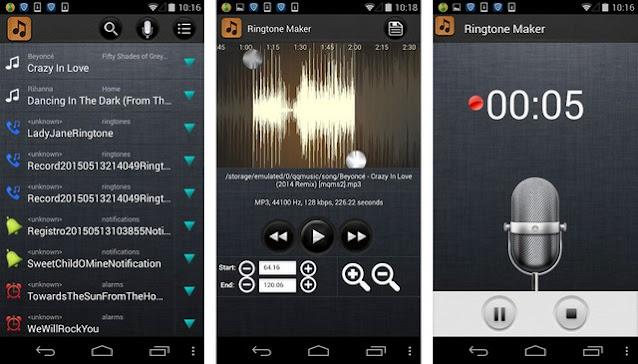 افضل تطبيقات رنات و نغمات الهاتف للاندرويد