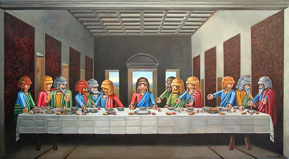 17-The-Last-Supper-Pierre-Adrien-Sollier-Playmobil-www-designstack-co
