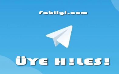 Telegram Abone ve Üye Artırma Hilesi Süper Uygulama 2020
