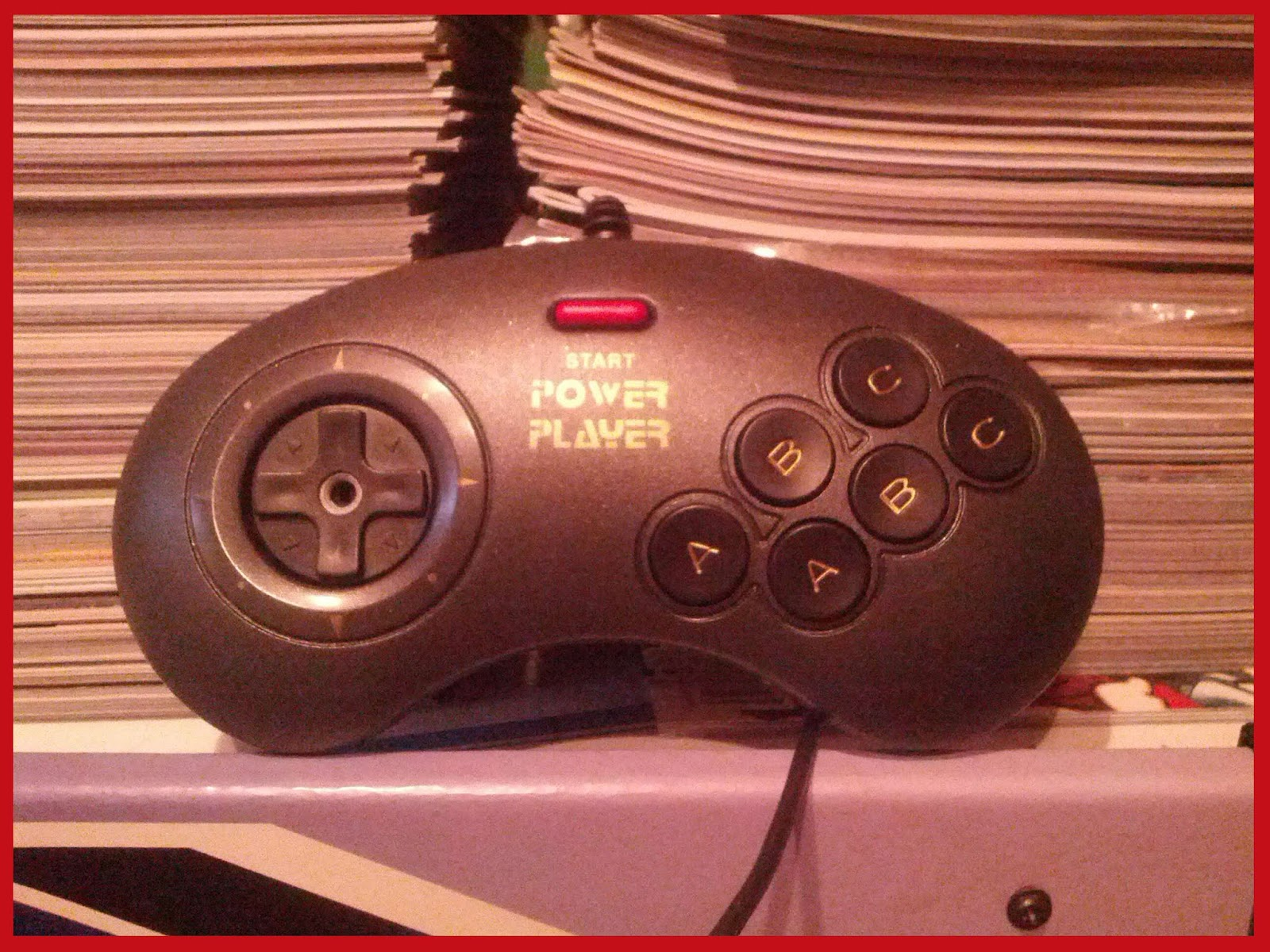 20 Years Before 2000: Power Player Super Joystick!