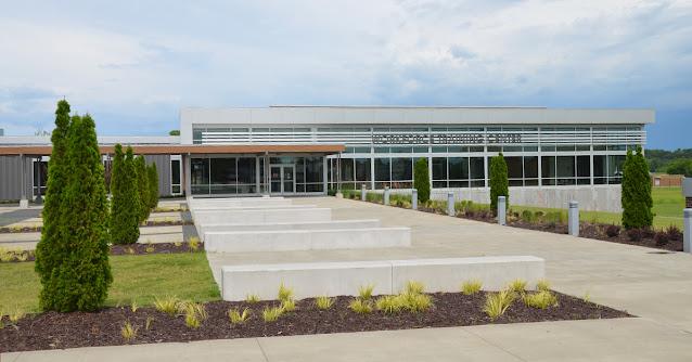 Workforce Training Center Exterior