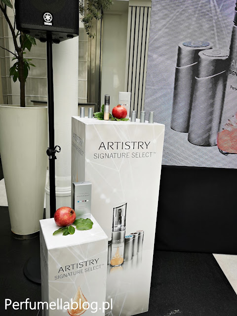 serum artistry signature select opinie