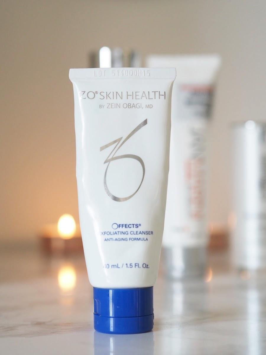 Winter skin saviours beauty ZO Skin health Priceless Life of Mine Over 40 lifestyle blog