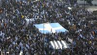 Συλλαλητήριο Ζωντανή Μετάδοση —  Σύνταγμα LIVE – Ζωντανά στην Αθήνα -