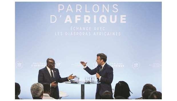 Africa-Europe relationship must change – Akufo-Addo
