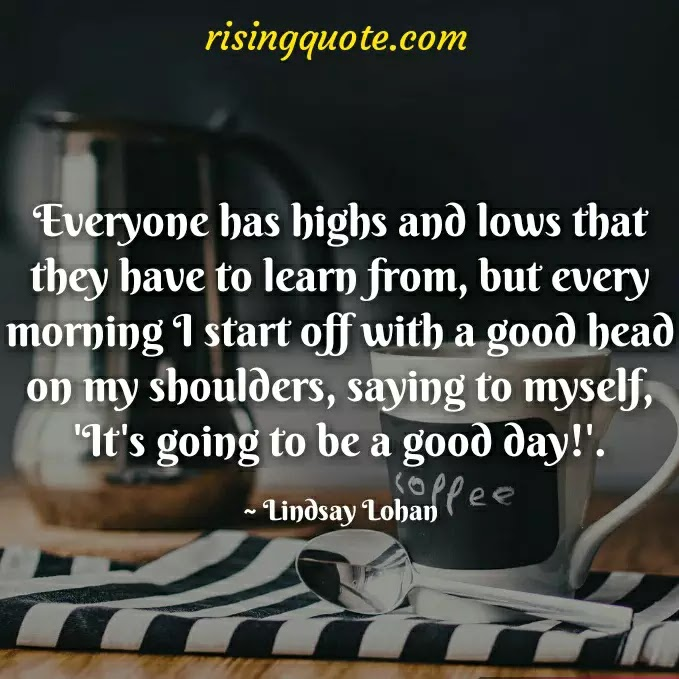 Top 10 Inspirational Good Morning Quotes | 6 June 2021