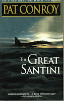 The Great Santini by Pat Conroy book cover and review