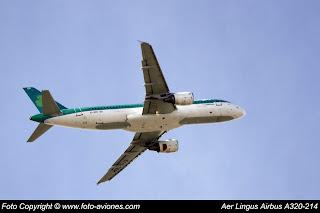 AVIÓN AIRBUS A320 EI-DER