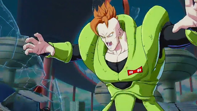 Dragon Ball FighterZ Androide 16