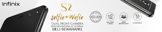 Infinix S2 Pro X522 Smartphone Wefie di Lazada