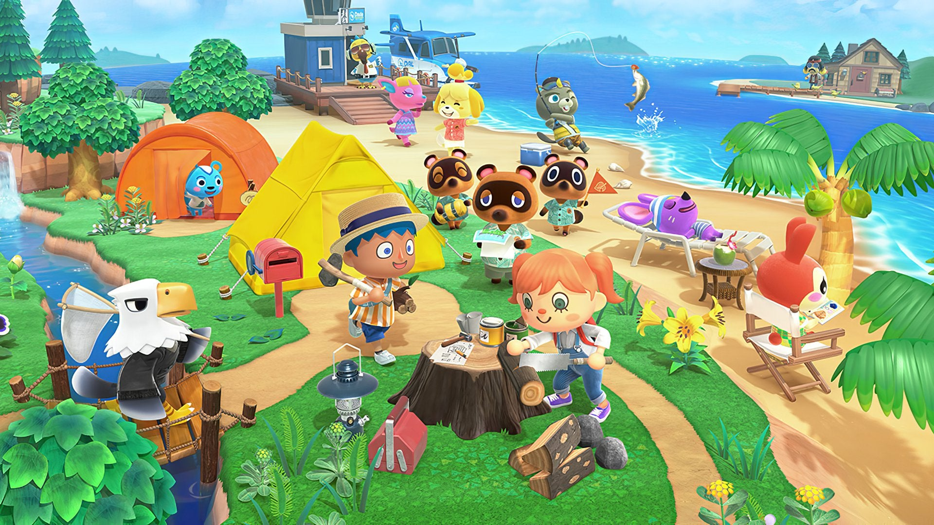 Method to catch critters without missing a single one in Animal Crossing: New Horizons