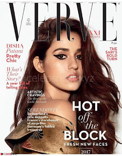 Actress Disha Patani Spicy Pics for Verve Magazine January 2017  (7).jpg