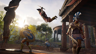 Assassin's Creed Odyssey Xbox One Wallpaper