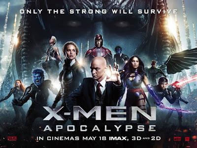 X-Men: Apocalypse 2016 Hindi Dubbed Mobile Movies