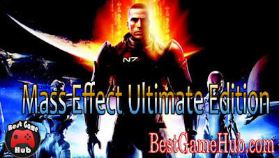 Mass Effect Ultimate Edition PC Game Free Download