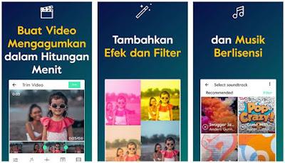 Aplikasi Edit Video Terbaik Android Tanpa Watermark Gratis