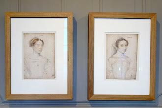 Expo Ailleurs : Clouet - Le Miroir des Dames - Cabinet d'arts graphiques du Musée Condé - Domaine de Chantilly - Jusqu'au 6 octobre 2019