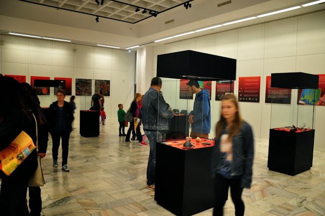 Wystawa Skarby doliny Prosny w Muzuem Początków Państwa Polskiego w Gnieźnie