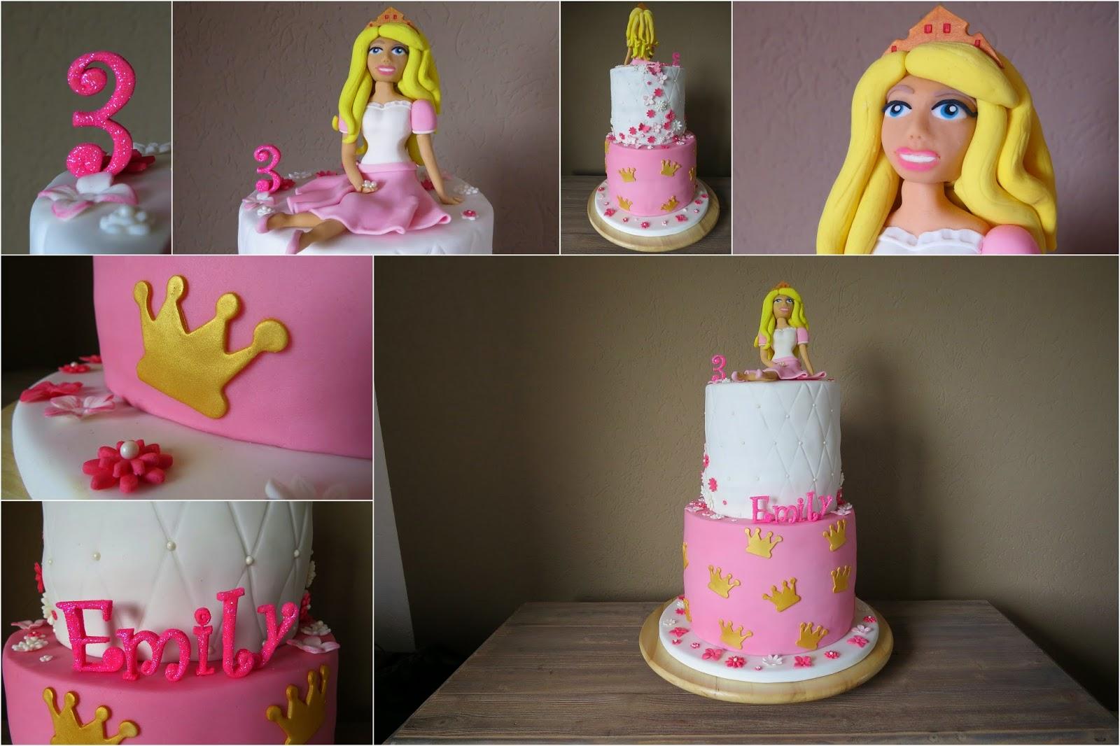 Princess Cake Aurora