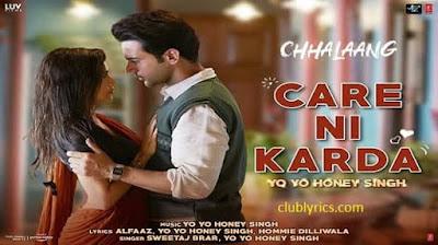 care-ni-karda-lyrics