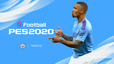 PES 2020 Manchester City Menu Mod by Hawke