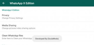 WhatsAppX 0.9 D [WAX] by Soula Mods