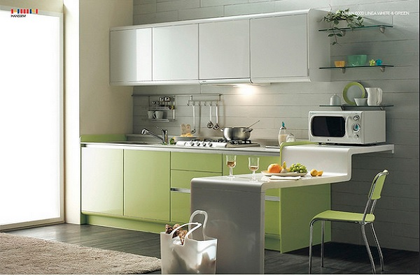 popular color for kitchen cabinets