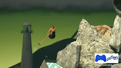 تحميل لعبة getting over it للكمبيوتر برابط مباشر من ميديا فاير 2