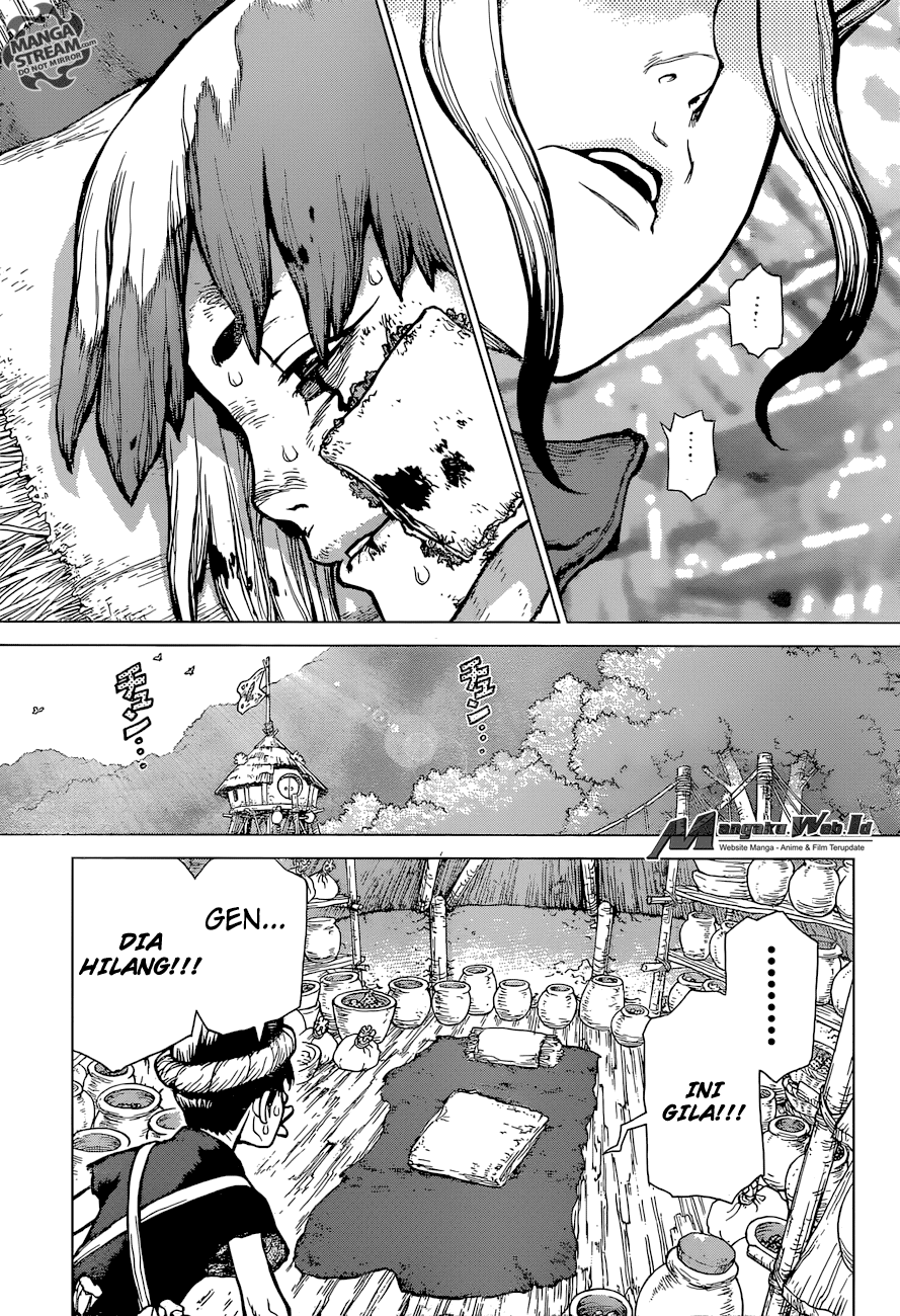 Dr. Stone – Chapter 26 : A Shallow Alliance