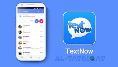 تحميل تطبيق TextNow Premium للحصول على رقم امريكي